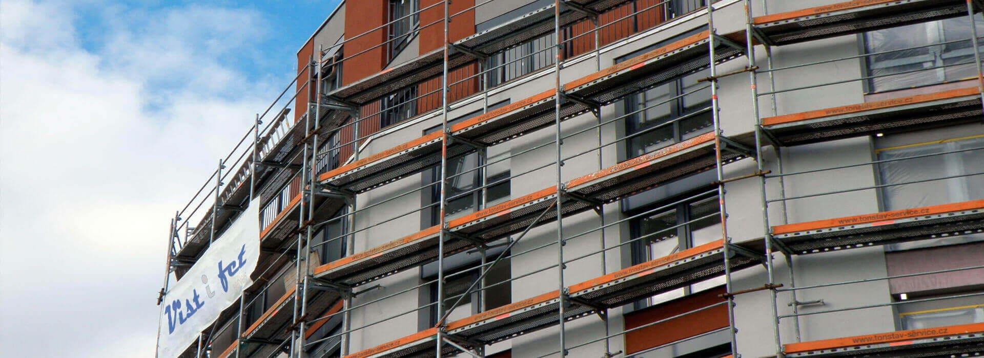 Fachadas en palma de mallorca vist i fet web oficial for Trabajos verticales en palma